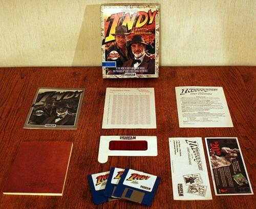 Juegos de Pelicula - Indiana Jones