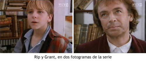 El pequeño detective - Rip y Grant