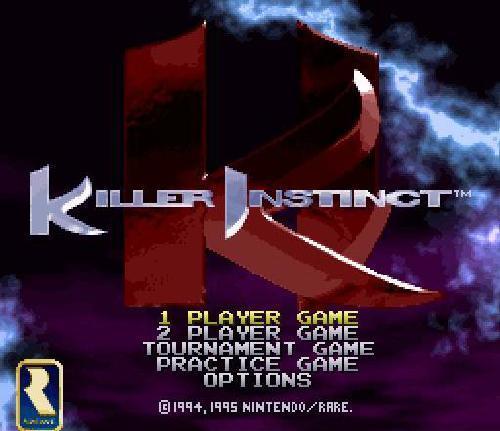 Killer Instinct - Modos de juego