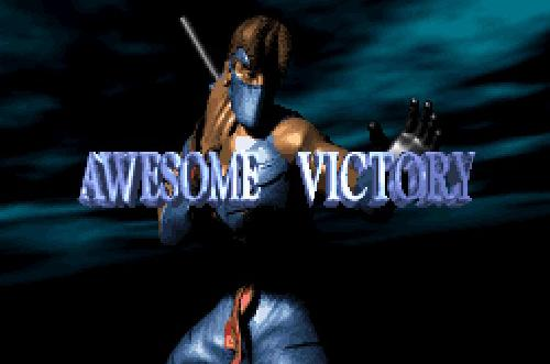 Killer Instinct - Awesome victory