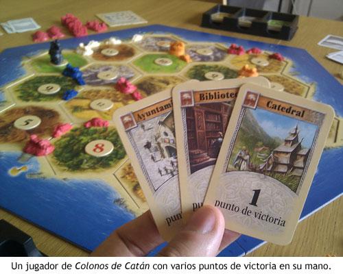 Colonos de Catán - Puntos de victoria