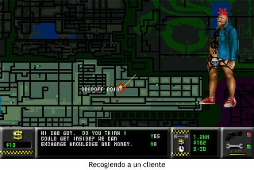 Quarantine (1994) - Recogiendo a un cliente