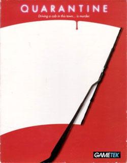 Quarantine (1994) - Portada