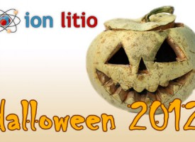 Halloween 2012 en ion litio