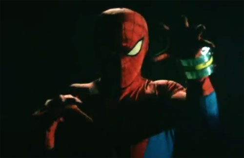 Spider-man japonés