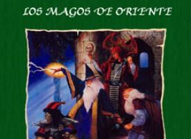 HeroQuest: Los Magos de Oriente
