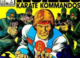 Chuck Norris y los Karate Kommandos