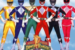 ¡Quién te ha visto y quién te ve! Power Rangers primera generación