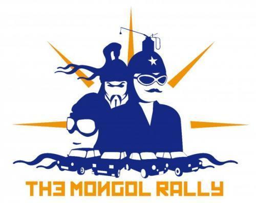 El mongol rally - Logo