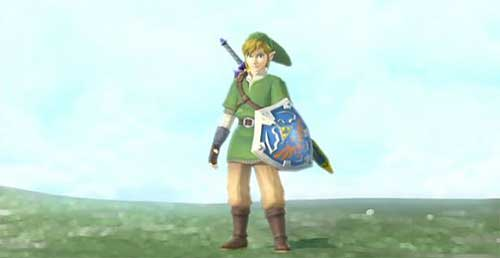 Wii - Skyward Sword