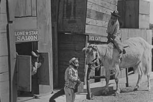 Go West: un corto con monos, cabras y un perro