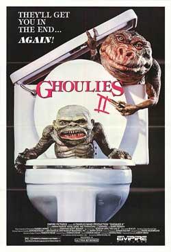 Ghoulies II - Portada