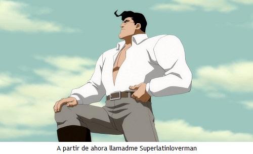Batman regreso - Supermachote