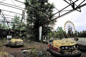 La ciudad radiactiva de Pripyat