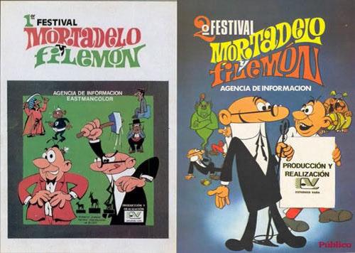 Mortadelo y Filemón - Fe