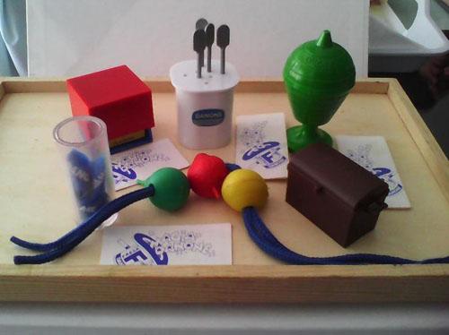 Los regalos promocionales de Danone - Frutiservilleteros