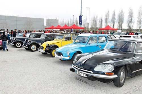 Macro Kdd Citroën - Parking
