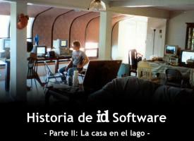 Historia de id Software: La casa en el lago
