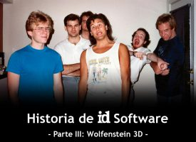 Historia de id Software: Wolfenstein 3D