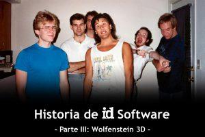 Historia de id Software: Wolfenstein 3D